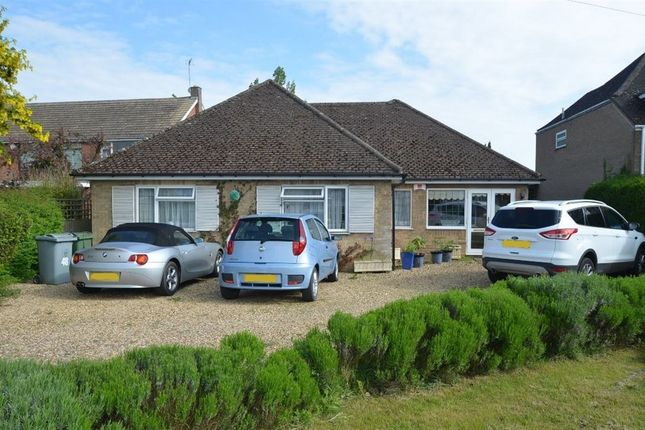 Thumbnail Bungalow to rent in Exeter Gardens, Stamford
