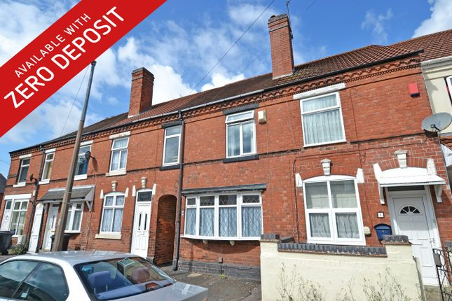 Thumbnail Property to rent in Clifton Road, Halesowen