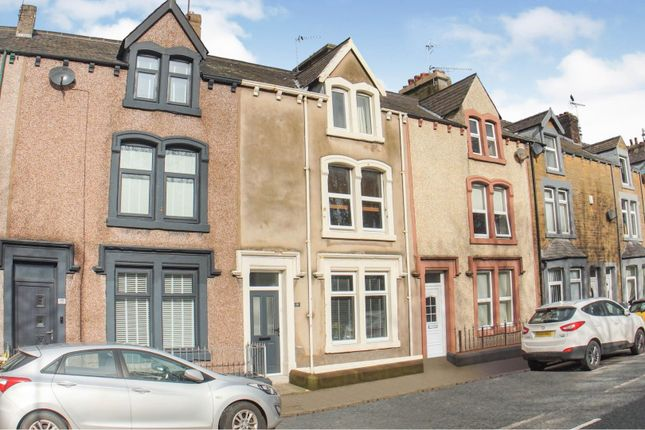 4 bed terraced house for sale in Harrington Road, Workington CA14