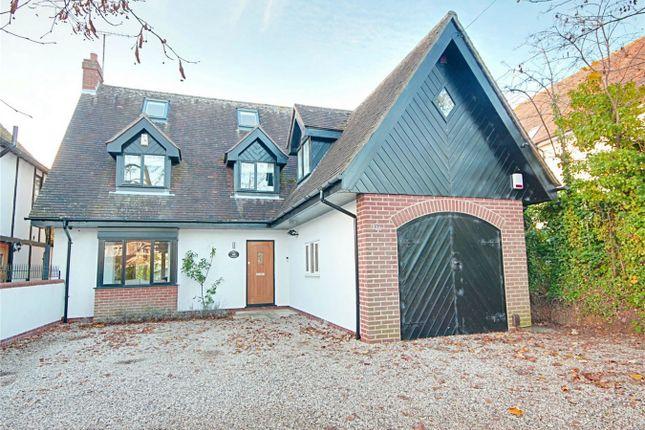Thumbnail Detached house for sale in Vantorts Road, Sawbridgeworth, Hertfordshire