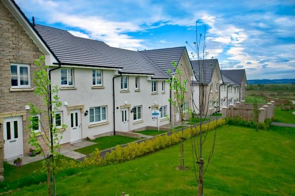 Thumbnail Terraced house to rent in Skene View, Skene, Westhill