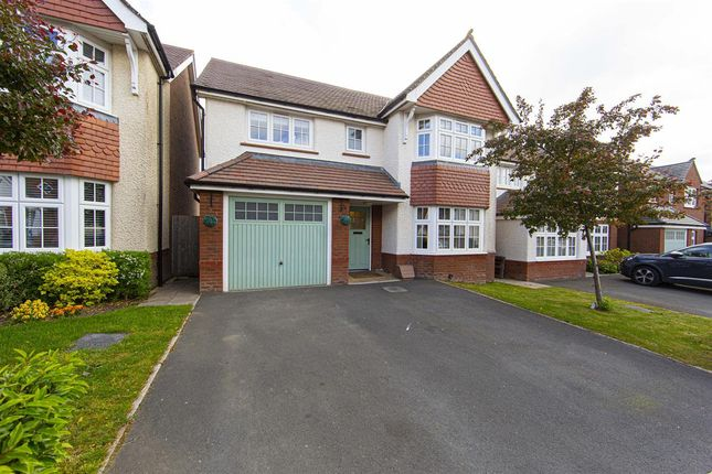 Thumbnail Detached house for sale in Orchard Row, Trelewis, Treharris