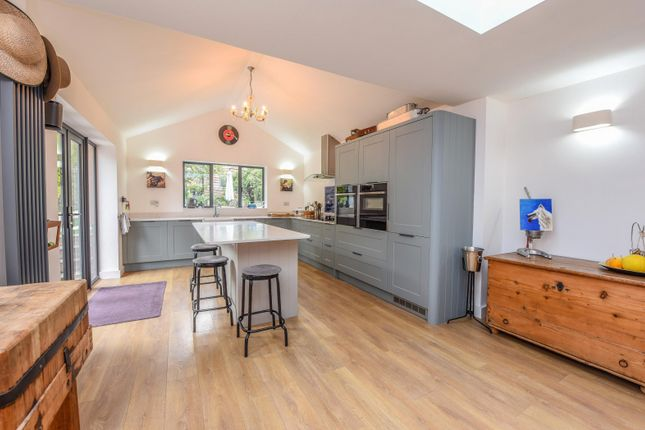 Thumbnail Semi-detached house for sale in Manor Road, Goring, Reading
