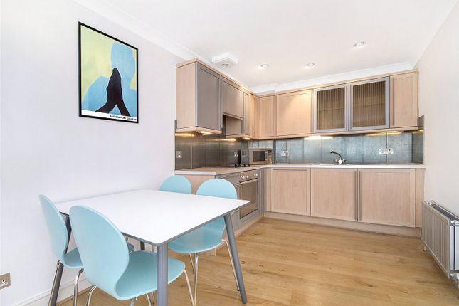 Kitchen of Bloomsbury Plaza, 12-18 Bloomsbury Street, London WC1B