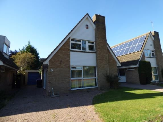 Thumbnail Detached house for sale in Yardley Drive, Kingsthorpe, Northampton, Northamptonshire