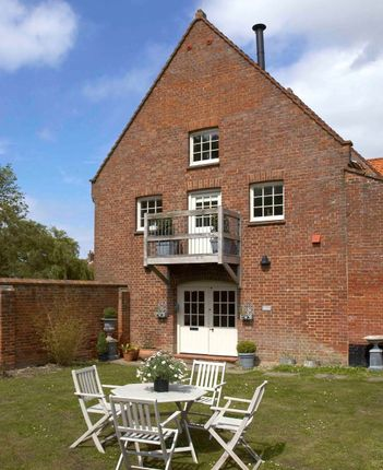 Thumbnail End terrace house for sale in Tower Road, Burnham Overy Staithe, King's Lynn