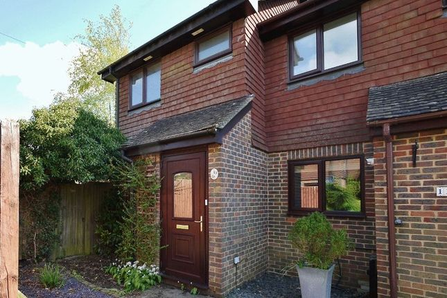 Thumbnail End terrace house for sale in Sycamore Cottages, High Street, Pembury