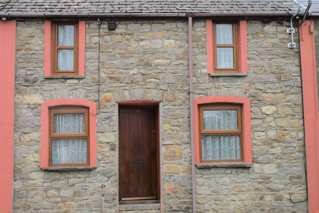Thumbnail Terraced house for sale in Miners Row, Aberdare
