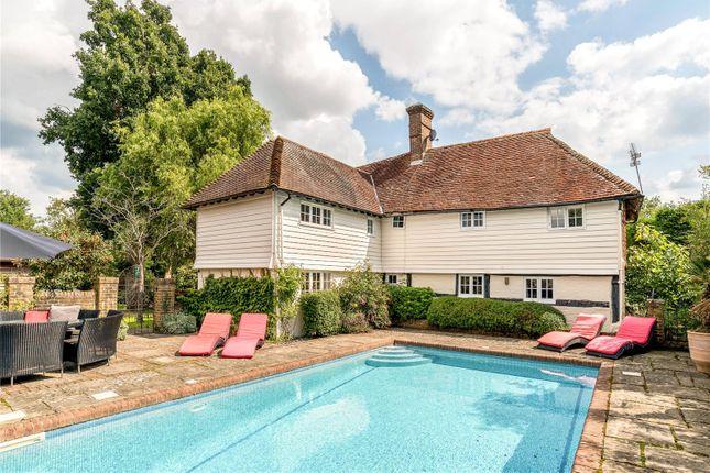 Thumbnail Detached house for sale in Marringdean Road, Billingshurst, West Sussex