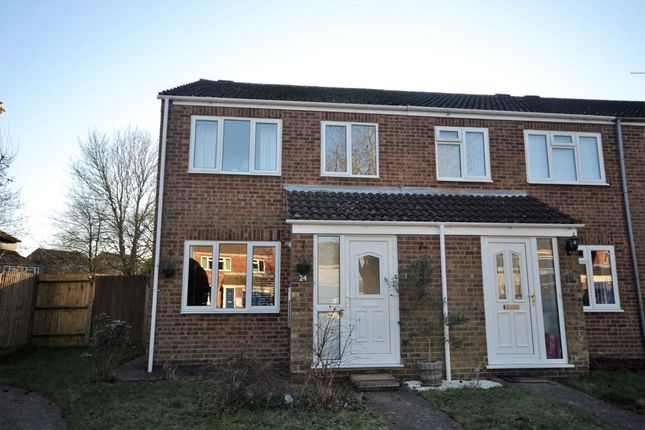3 bed terraced house for sale in Littlewood, Stokenchurch, High Wycombe