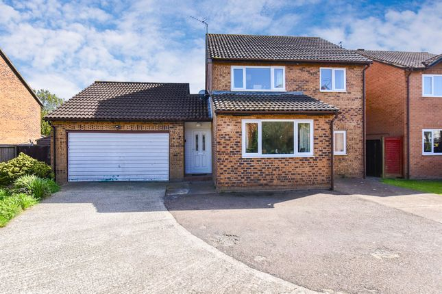 Thumbnail Detached house for sale in Bourne Grove, Taunton