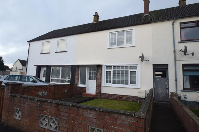 Thumbnail Terraced house for sale in Carnell Terrace, Prestwick, South Ayrshire