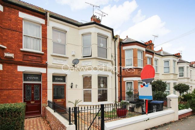 Thumbnail Terraced house for sale in Norfolk Road, Cliftonville, Margate