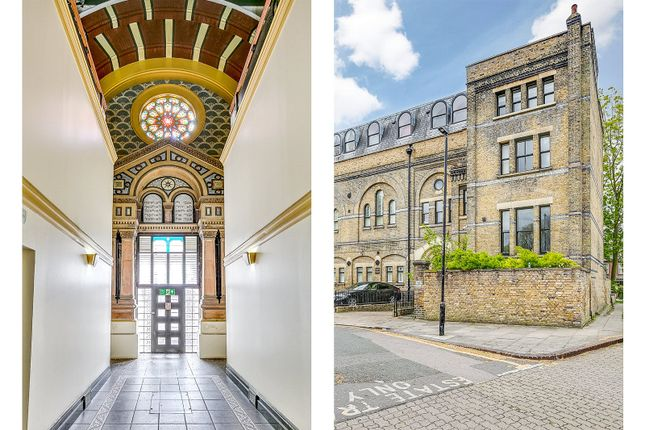 1 bed flat for sale in Temple Court, 52 Rectory Square, London E1