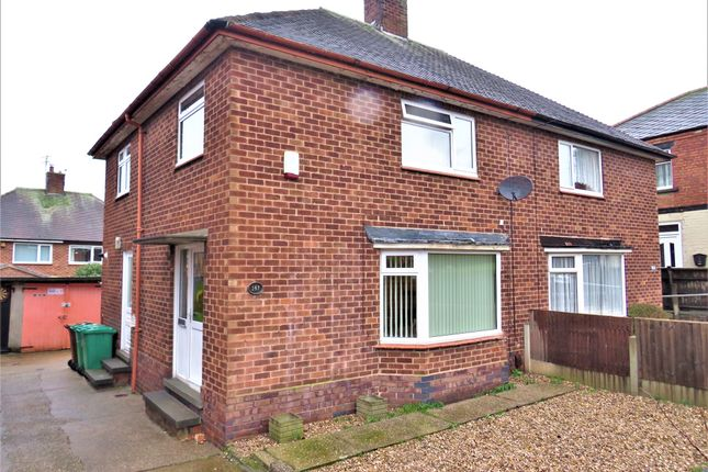 Thumbnail Semi-detached house for sale in Ravensworth Road, Bulwell, Nottingham
