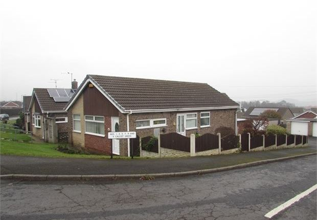 Thumbnail Detached bungalow for sale in Lime Grove, Swinton, South Yorkshire.
