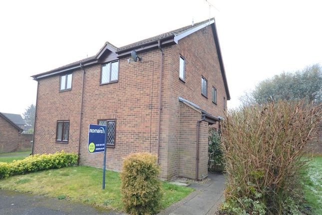 1 bed end terrace house for sale in Wantage Road, College Town, Sandhurst