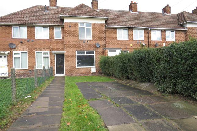 Terraced house in  Fordfield Road  Birmingham  Birmingham