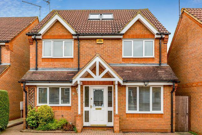 Thumbnail Detached house for sale in Embleton Way, Buckingham