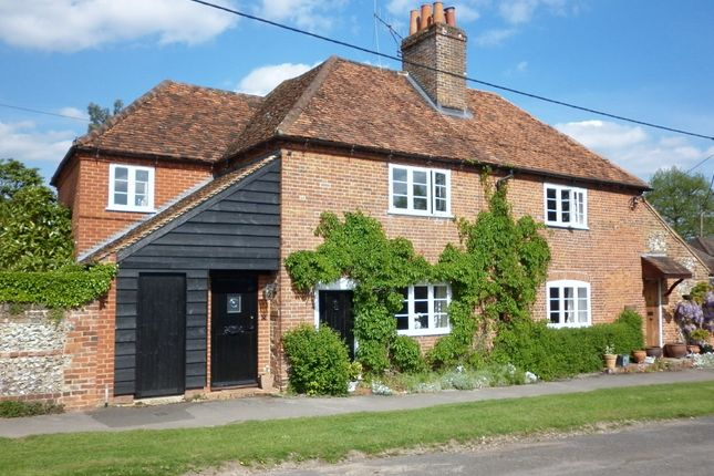 Thumbnail Semi-detached house to rent in Church Road, Little Marlow, Marlow, Buckinghamshire