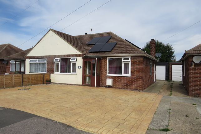 Thumbnail Semi-detached bungalow for sale in Beryl Road, Dovercourt, Harwich