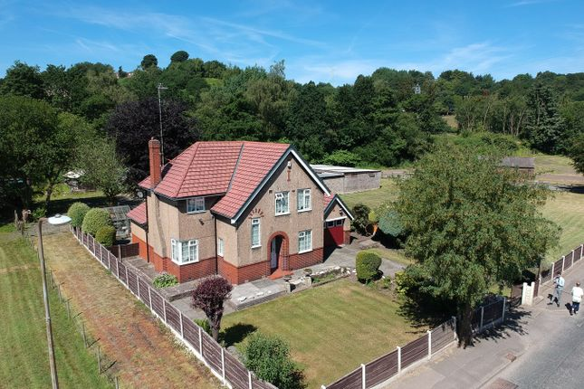 Thumbnail Detached house for sale in Greylands Farm, Lumns Lane, Swinton, Manchester