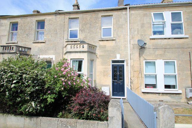 Thumbnail Terraced house for sale in Highland Terrace, Bath