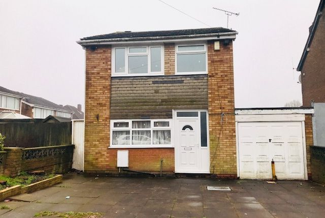 Thumbnail Detached house to rent in Shady Lane, Great Barr, Birmingham