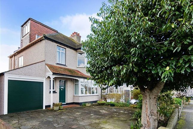 Thumbnail Semi-detached house for sale in Sussex Road, Carshalton
