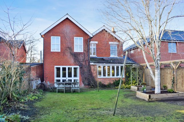 Thumbnail Detached house for sale in Andover Road, Newbury