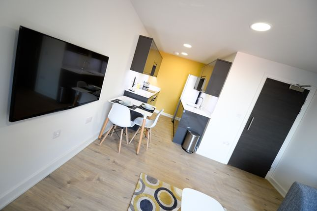 Thumbnail Flat to rent in 75 Sidney Street, Sheffield City Centre