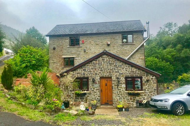 Thumbnail Detached house to rent in Cerrig Llwydion, Pontrhydyfen, Port Talbot