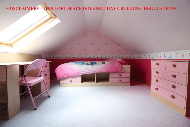 Loft Space of Rosedale Villas, Rosmead Street, Hull HU9
