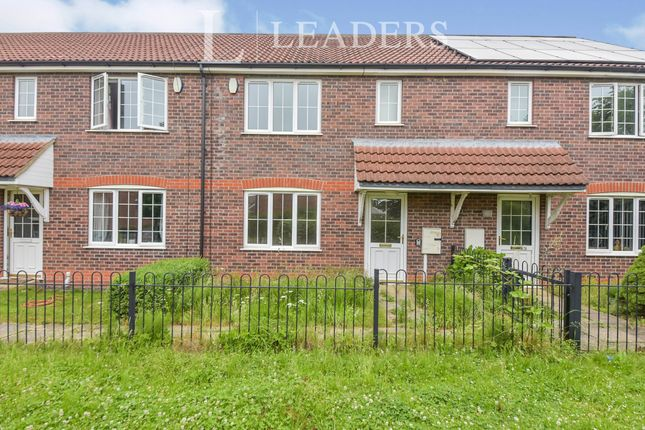 3 bed terraced house to rent in Whitefriars Road, Lincoln LN2