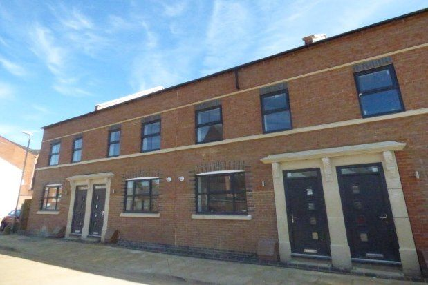 Thumbnail Town house to rent in Great Russell Street, Northampton
