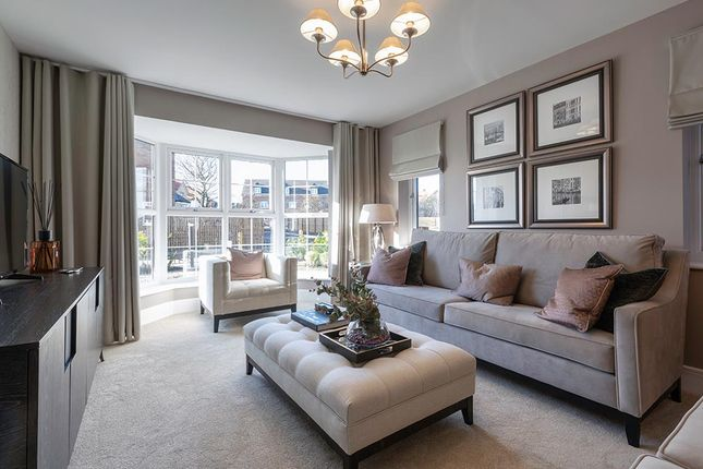 """4 bedroom detached house for sale in """"The Norbury"""" at Wellfield Road North, Wingate"""