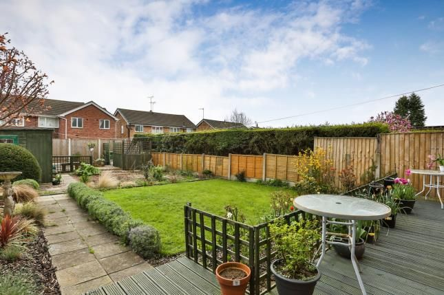 Garden of Beech Tree Avenue, Mansfield Woodhouse, Mansfield, Nottinghamshire NG19