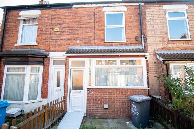 Ivy Terrace, Barnsley Street, Hull HU8