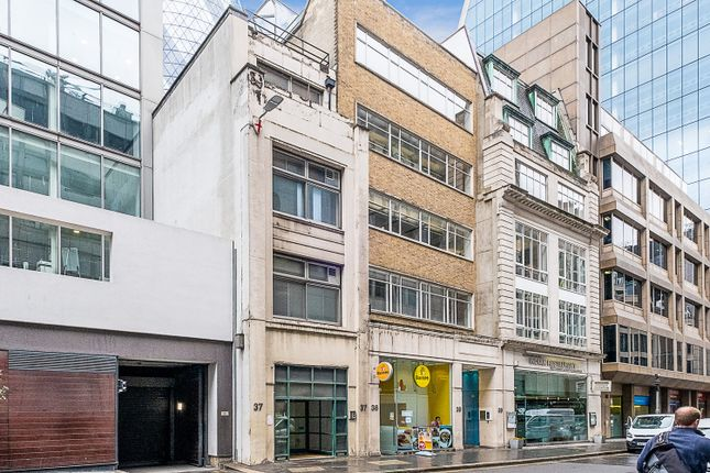 Thumbnail Office to let in Houndsditch, London