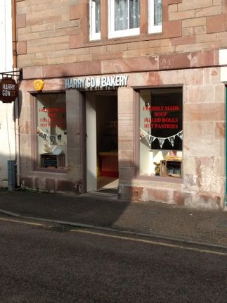Thumbnail Retail premises for sale in High Street, Fortrose