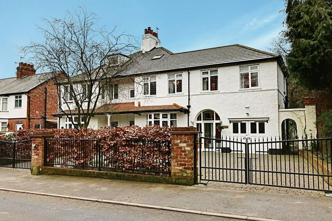 Thumbnail Semi-detached house for sale in Harland Way, Cottingham
