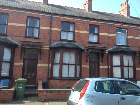 Thumbnail Terraced house to rent in Friars Avenue, Bangor, Gwynedd