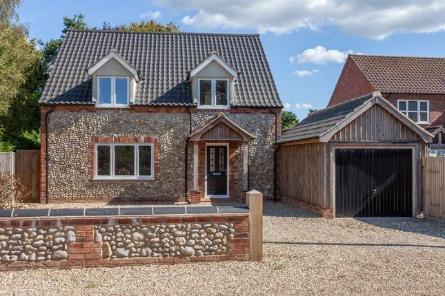 Thumbnail Detached house for sale in Mill Lane, Briston, Melton Constable