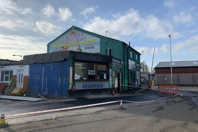 Thumbnail Parking/garage for sale in Waterloo Street, Bolton