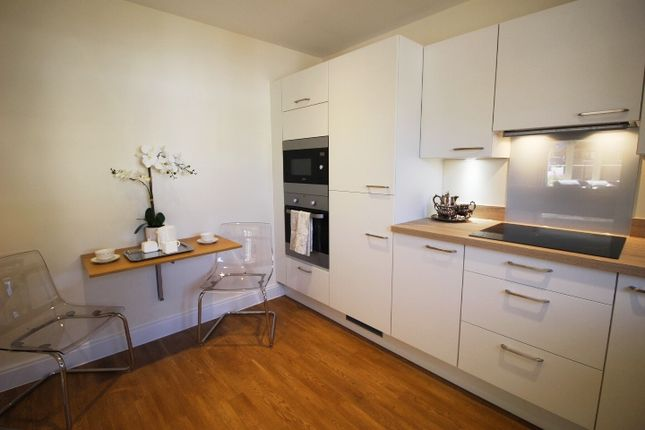 Thumbnail Flat for sale in Spence Close, Bishopstoke Park