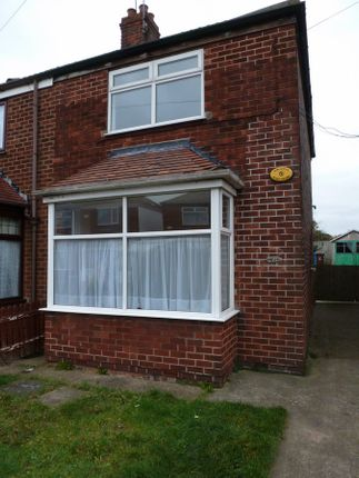 Thumbnail End terrace house to rent in Hopkins Street, Hull