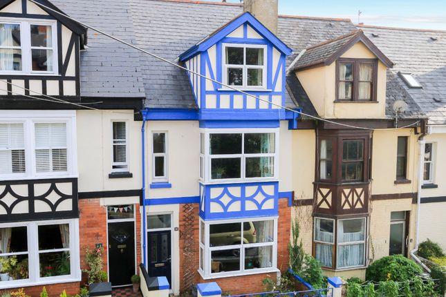Thumbnail Terraced house for sale in Buckeridge Road, Teignmouth