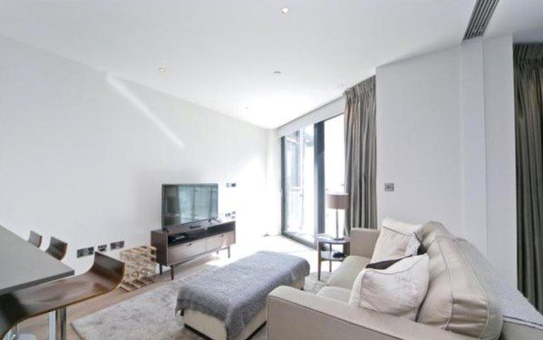 Thumbnail Property to rent in Riverlight Quay, London