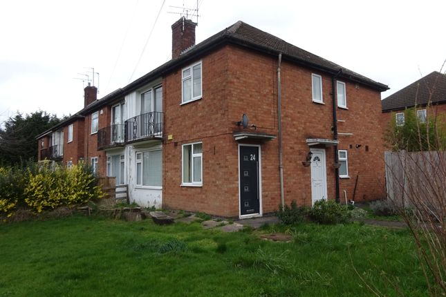 Thumbnail Flat to rent in Sunnybank Avenue, Stonehouse Estate, Coventry