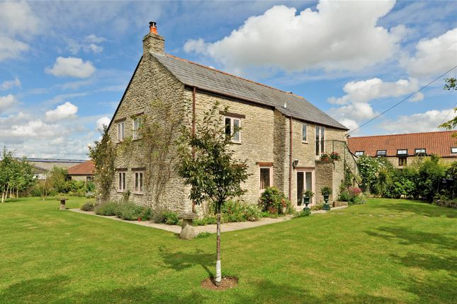 Thumbnail Detached house for sale in Priory Farm, Nettleton, Wiltshire